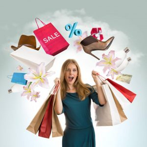 4 Tips To Shop Sales and Save Money Shopping For Clothes