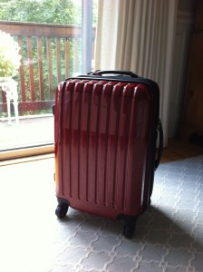 how to pack a suitcase for a week