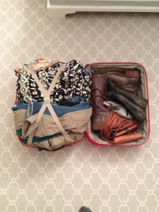 how to pack a carry-on bag