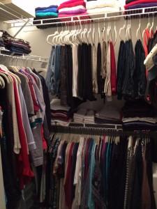 wardrobe challenges