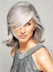 Should women color their grey hair