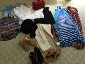 what women should pack