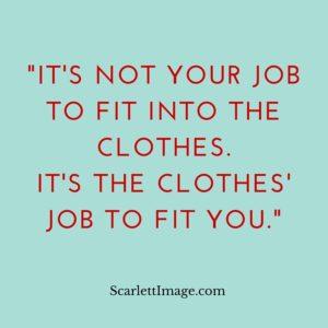 change how you dress