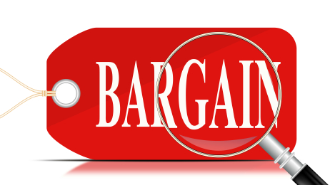 Bargain Shopper Warning