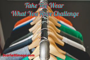 Wear What You Have Challenge