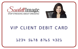 Scarlett Debit Card