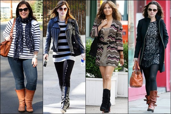 Tips To Know Which Boot Style To Wear