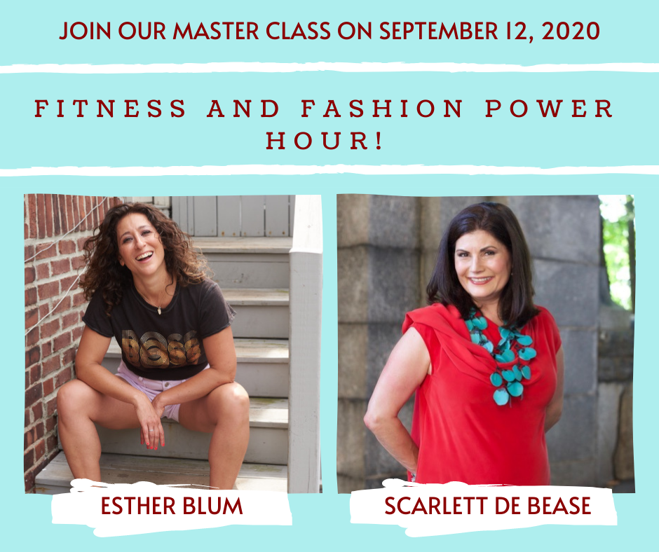 Fitness and Fashion Power Hour!
